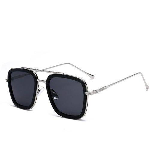 Badmash Enterprise Wayfarer Sunglasses(Black)