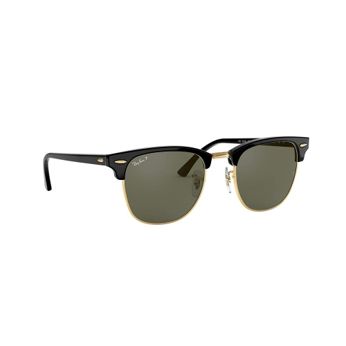 Ray-Ban Anti-Reflective Square Unisex Sunglasses (0RB3016|50.8 mm|Green)