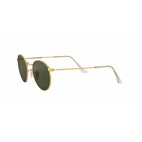 Ray-Ban UV protected Round Sunglasses (0RB3447|47.1 mm|Green)