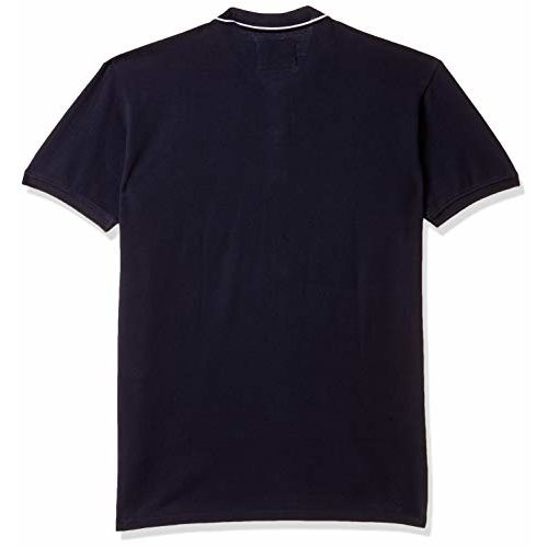 Pepe Jeans Boy's Plain Regular fit T-Shirt (PB540522_Navy 6-7 Years)