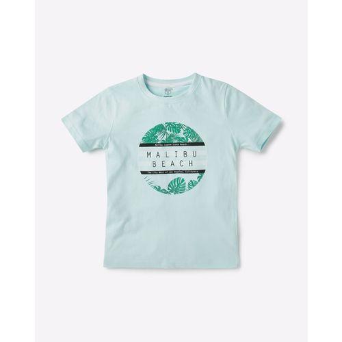 KB TEAM SPIRIT Graphic Print Round-Neck T-shirt