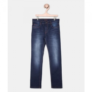 Provogue Slim Boys Dark Blue Jeans