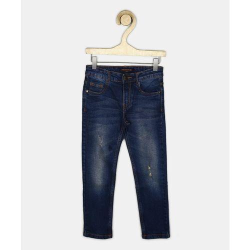 Provogue Slim Boys Dark Blue Jeans