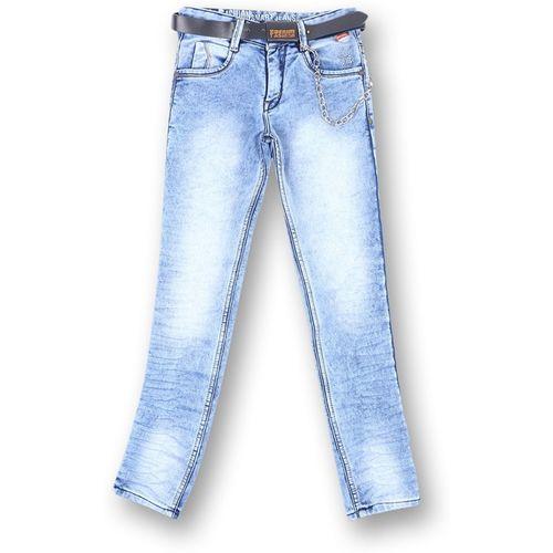 V2 Retail Limited Regular Boys Blue Jeans