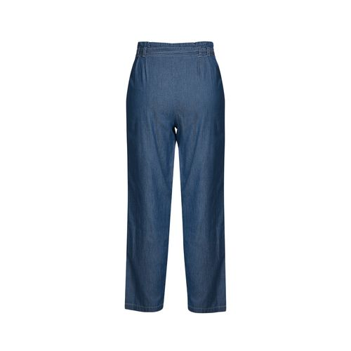 Sam & Friends blue cotton casual trouser