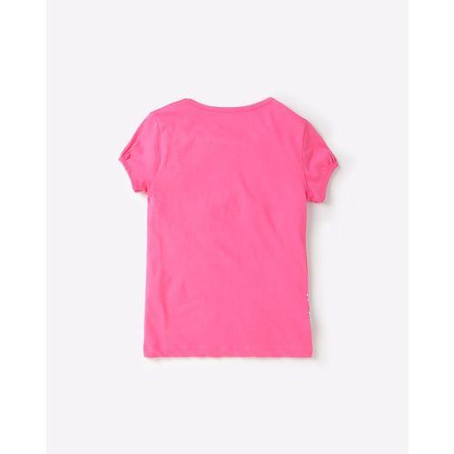 KG FRENDZ Graphic Print Round-Neck T-shirt
