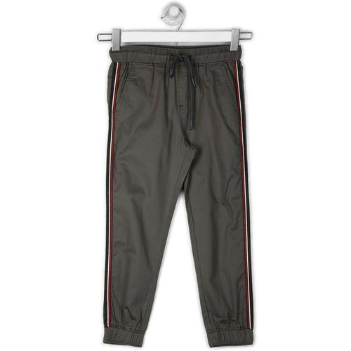 Killer Regular Fit Boys Grey Trousers