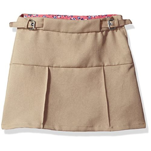 US Polo Association US Polo Assn Girls' Big Scooter (More Styles Available), Plain Khaki, 10