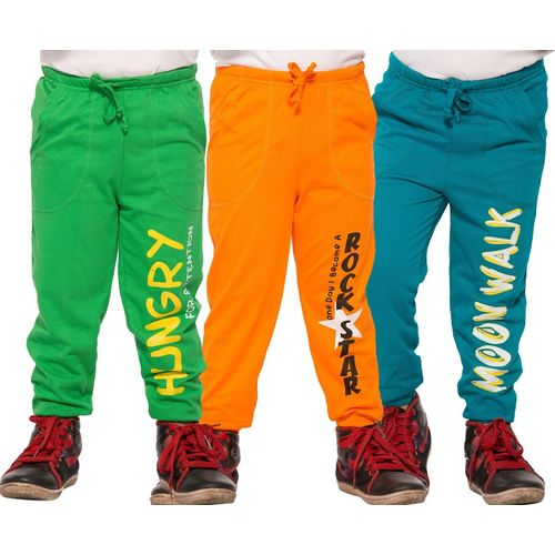 Maniac Track Pant For Boys(Multicolor)