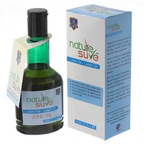 nature sure Jonk Tail- Leech Oil (110ml) Hair Oil(110 ml)