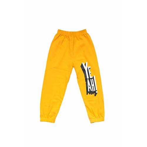 T2F Boys' Cotton Regular Fit Trackpants (Pack of 5)