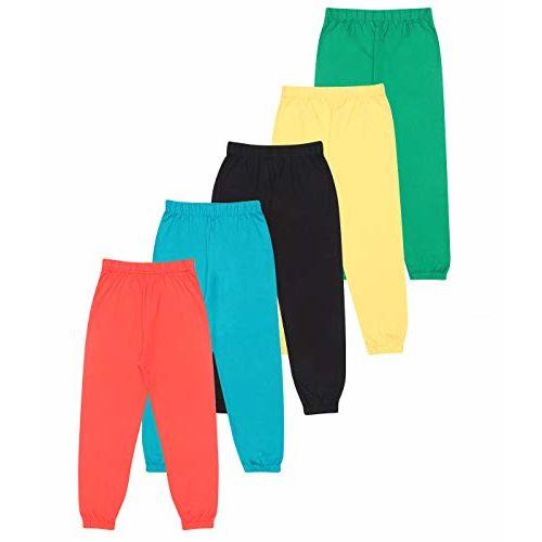 KYDA KIDS Multicolour Cotton Printed Track Pant