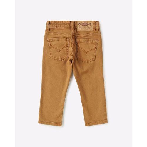 FLYING MACHINE KIDS Mid-Rise Skinny Jeans