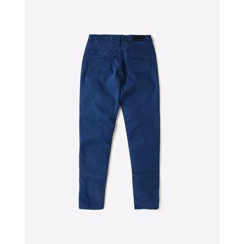 TALES & STORIES Slim Fit Trousers