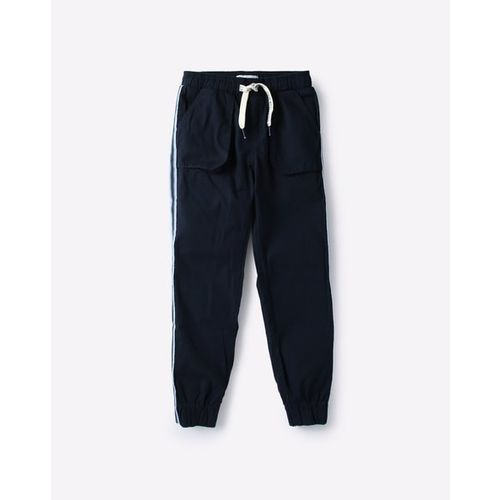 KB TEAM SPIRIT Cotton Joggers with Insert Pockets