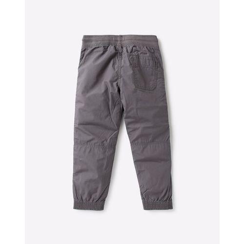 KB TEAM SPIRIT Textured Joggers with Zippered Insert Pockets