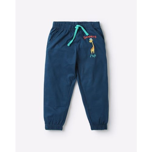 INF FRENDZ Joggers with Placement Print