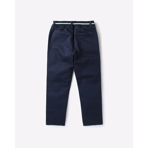 KB TEAM SPIRIT Cotton Trousers with Insert Pockets