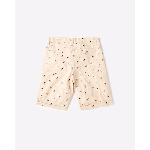KB TEAM SPIRIT Printed Shorts with Pockets