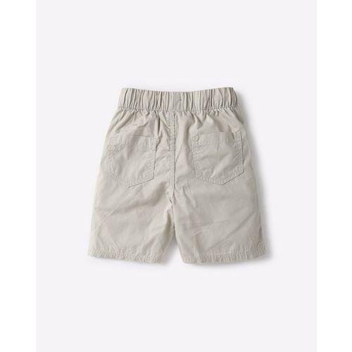 KB TEAM SPIRIT Mid-Rise Bermuda Shorts with Insert Pockets