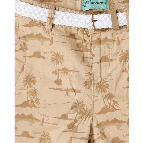 KB TEAM SPIRIT Printed Shorts with Insert Pockets