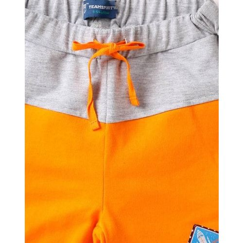 KB TEAM SPIRIT Colourblock Shorts with Drawstring Fastening