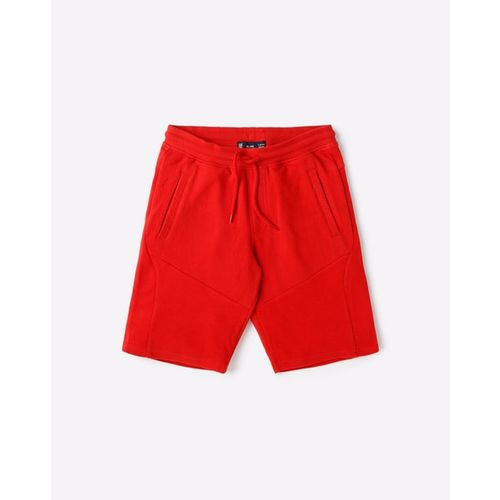 YB DNMX Panelled Slim Fit Shorts with Insert Pockets
