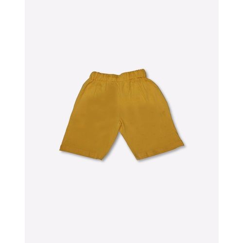 ETEENZ Superhero Print Bermuda Shorts