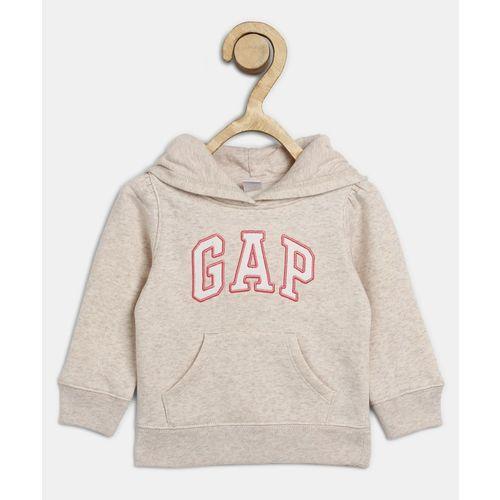 GAP Full Sleeve Applique Girls Sweatshirt