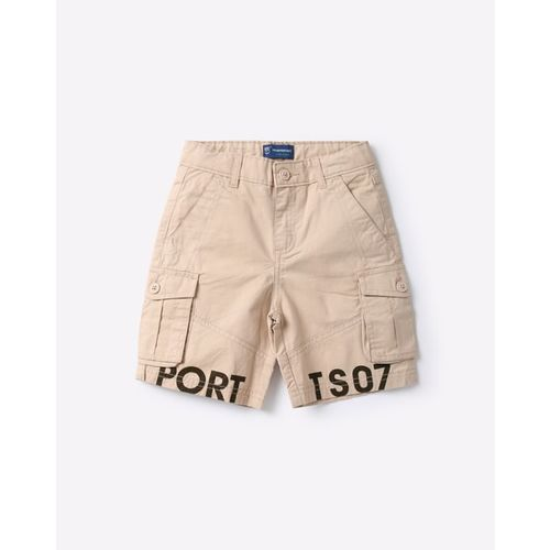 KB TEAM SPIRIT Mid-Rise Cargo Shorts