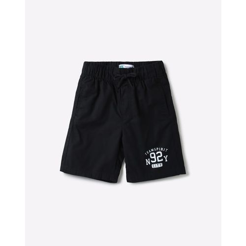 KB TEAM SPIRIT Mid-Rise Bermuda Shorts with Insert Pockets