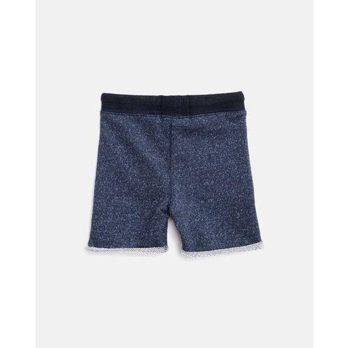 NAUTI NATI Heathered Shorts with Drawstring Waist