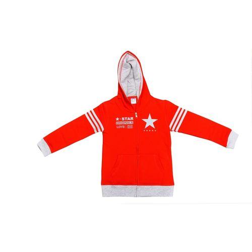 MRB Full Sleeve Printed Girls Sweatshirt