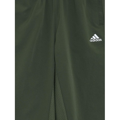 Buy Adidas Olive Green Cool365 WV Training Track Pants