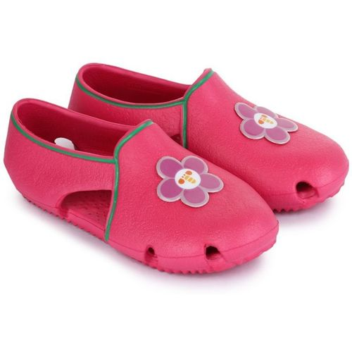 Toothless Girls Velcro Clogs(Pink)
