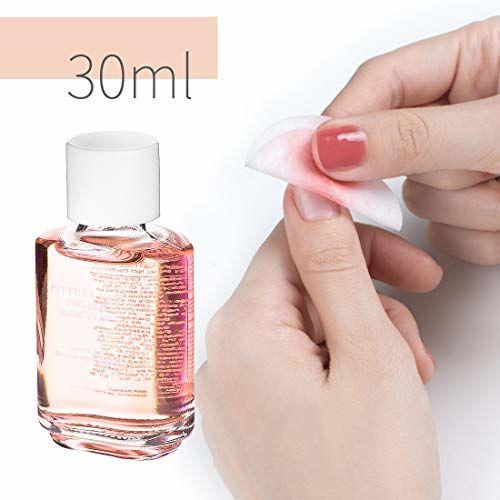 MINISO Pittura Nail Polish Remover Professional Nail Paint Rmovers,02Orange