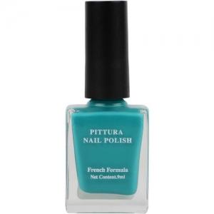 Miniso Pittura Nail Polishes Long Lasting Nail Paint 02Turquoise Green) Green