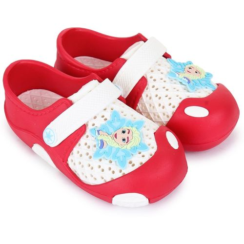 Frozen Girls Sling Back Clogs(Multicolor)