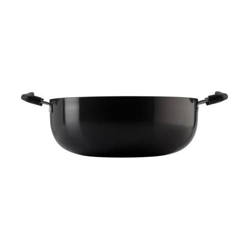 Vinod Cookware Deep Kadhai 22 cm with Lid(Aluminium)