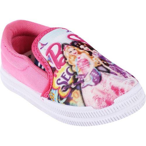 BUNNIES Girls Slip on Jutis(Pink)