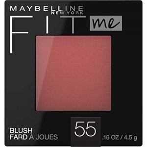 Maybelline Fit Me Blush, Berry, 0.16 fl. oz.