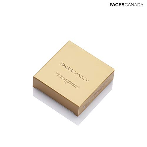 Faces Canada Weightless Stay Matte Compact Vitamin E & Shea Butter