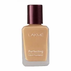 Lakme Perfecting Liquid Foundation, Pearl, 27ml