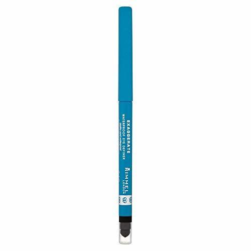 Rimmel London Exaggerate Waterproof Eye Definer - Aqua Sparkle