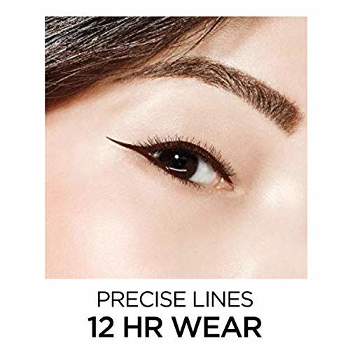 L'Oreal Paris The Super Slim Eyeliner by Infallible 0.034 Ounces