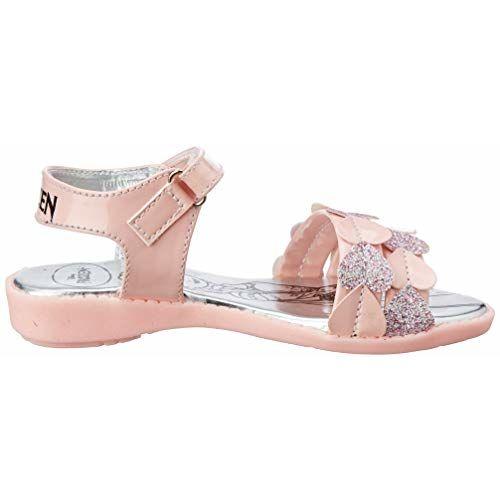 Frozen Girl's Fashion Sandals- 7 Kids UK/India (24 EU) (FZPGFS2068,Pink)