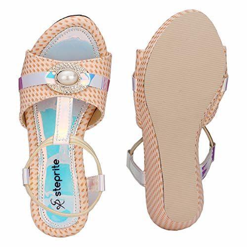 Steprite Kids Sandals for Girls