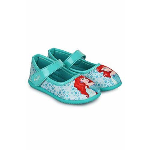Disney Girl's Sea Green Ballet Flats- 6 Kids UK/India (23 EU) (DPPGBE1059)