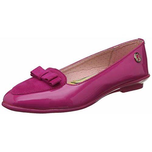 Barbie Girl's Fushia Ballet Flats-13 Kids UK/India (32 EU) (BBPGBE1185)