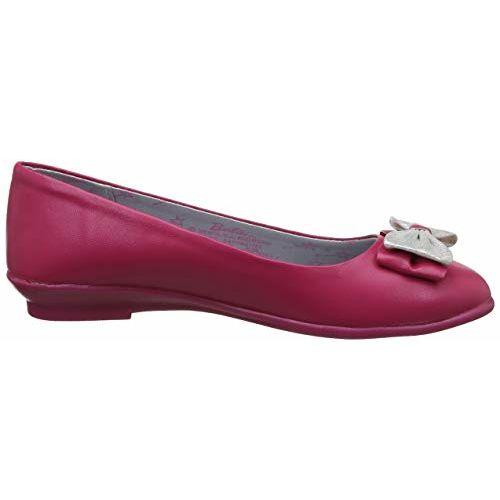 Barbie Girl's Fushia Ballet Flats-12 Kids UK/India (31 EU) (BBPGBE1186)